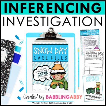 Inferences: Inferencing Investigation