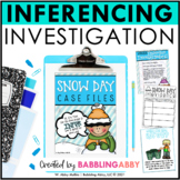 Inferences: Inferencing Investigation | Making Inferences