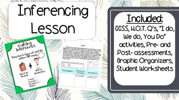 Inferencing Lesson