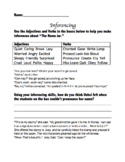 Inferencing Lesson Plan