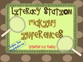 Inferencing Literacy Station
