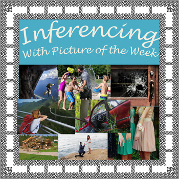 Inferencing Pictures: Describing & Inferring with Pictures - Full Year