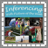 Inferencing Pictures: Describing & Inferring with Pictures