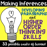 #SPRINGSAVINGS  Inferencing Passages, Pictures, And Higher