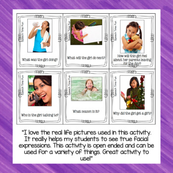 Inferencing Pictures