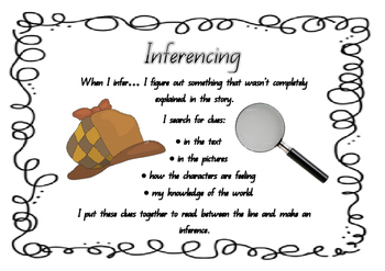 Inferencing Poster
