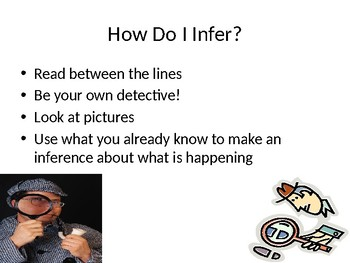 Inferencing Power Point
