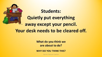 Inferencing Powerpoint Introduction