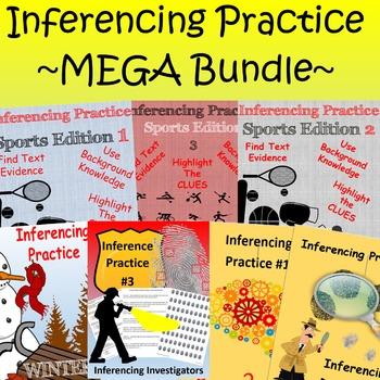 Inferencing Activities  MEGA BUNDLE