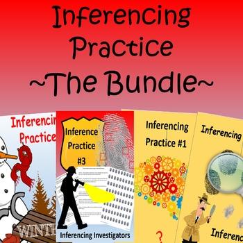 Inferencing Activities The Bundle