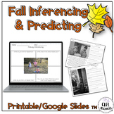 Inferencing & Predicting with Google Slides