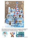 Inferencing, Problem Solving, Vocab & Comprehension Christmas Around the World