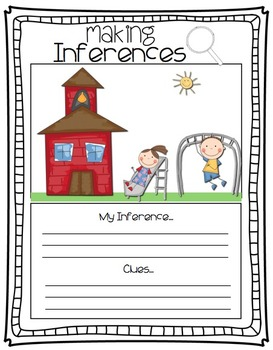 Inferencing Reading Detectives