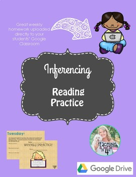 Inferencing Reading Practice