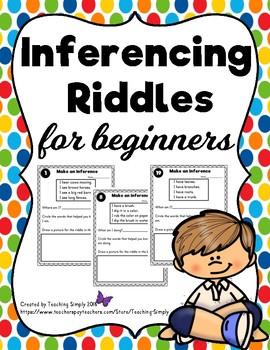 Inferencing Riddles for Beginners