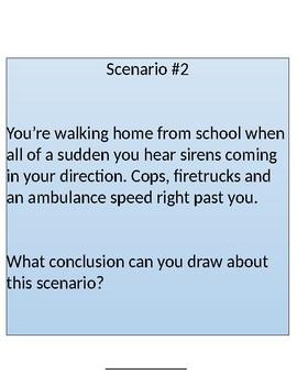 Inferencing Scenarios