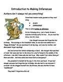 Inferencing Scenarios II Mini Lesson and Practice