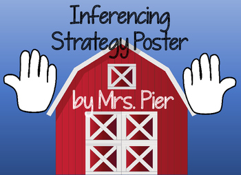 Inferencing Strategy Poster