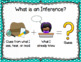Inferencing Task Cards - Distance Learning