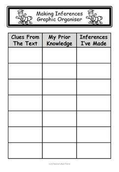 Making Inferences Comprehension Task Cards - Complete Pack For Reading Rotations