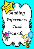 Making Inferences Comprehension Task Cards - Complete Pack