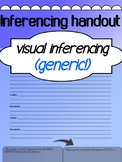 Inferencing Through Pictures - Visual Inferencing for high school