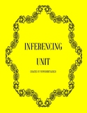 Inferencing Unit - Poster, Short Answer, Multiple Choice,