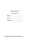 Inferencing Unit Test
