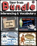 Inferencing & Vocabulary Adventure Bundle