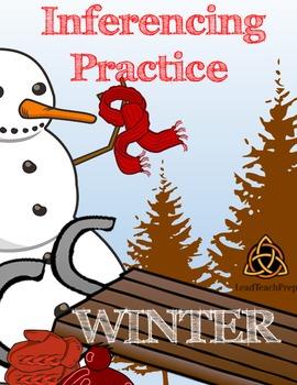 Inferencing Activities (Winter Scenarios) NO PREP