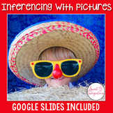 MAKING INFERENCES WITH PICTURES #3 | Google Slides™ | Dist