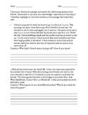Inferencing Worksheets