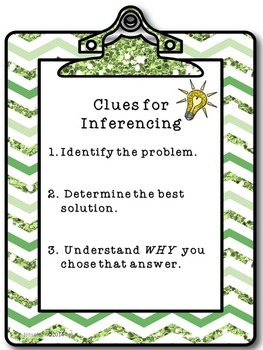 Inferences Primary Grades Differentiated Important DetailsOmitted ProblemSolving