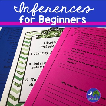 Inferencing for Primary Grades Differentiated with Importa