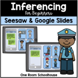 Inferencing for Beginners: Who texting?