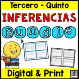 Inferencing in Spanish  Inferencias  Readings in Spanish Comprensión de lectura