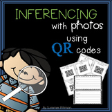 Inferencing photos using QR codes
