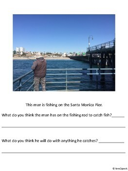 Inferencing through California and Universal Studios with Real Pictures