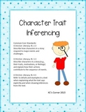Inferencing with Character Traits