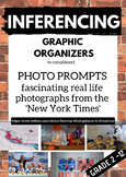 Inferencing with Fascinating Photo Prompts - Graphic Organizers