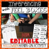 Inferencing with Halloween Feel Boxes