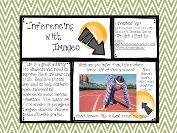 Inferencing with Images