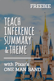 Inference with Pixar Animated Short Film:One Man Band Video Teach Theme & Plot