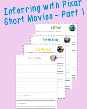Inferencing with Pixar Animated Short Films - Part 1