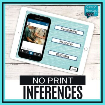 No Print Inferencing with Social Media