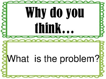 Inferential Question flashcards