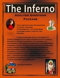 Inferno Analysis Question Package