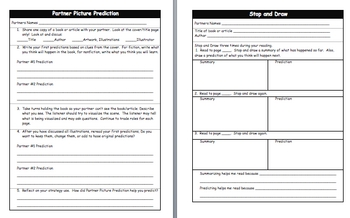 Inferring Activities - Individual & Paired Student Practice