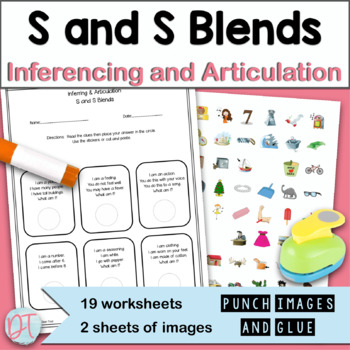Articulation: Inferring Activity S and S Blends