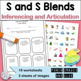 Articulation and Inferencing Activity S and S Blends